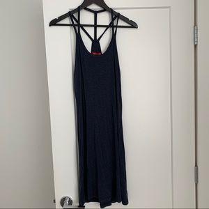 Saks Fifth Avenue Strappy Dress. NWT.